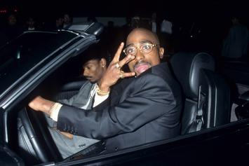 Snoop Dogg Shares Iconic Picture Of & 2Pac, Nas, & Redman