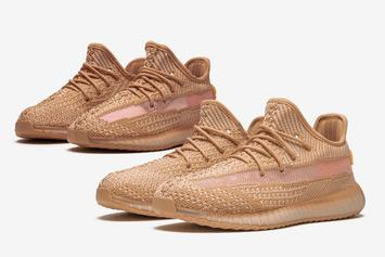 "Adidas Yeezy Boost 350 V2 ""Clay"" Restocking In Smaller Sizes"