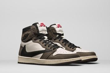 Travis Scott Air Jordan 1 & Apparel Collection Release Date Announced