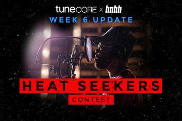 """Submit Your Music For The """"Heat Seekers"""" Contest: Week Six Artist Spotlights"""