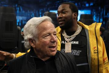 Jay Z & Meek Mill Meet With Robert Kraft Amid Prostitution Case