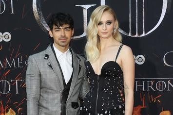 "Joe Jonas & ""Game Of Thrones"" Star Sophie Turner Wed In Las Vegas"