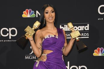 Cardi B Slams Fake Screenshot & Doesn't Want To Be Compared To Others