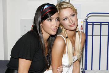 "Paris Hilton & Kim Kardashian Unite For Upcoming Music Video ""Best Friend's A**"""