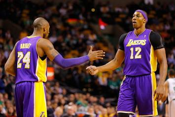 Dwight Howard: 'Kobe Bryant Did Everything Michael Jordan Did, But Better'