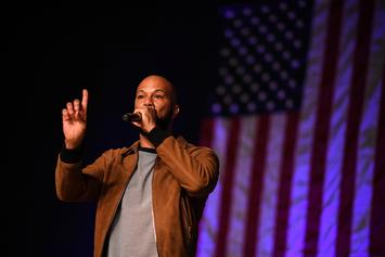 Common Becomes Global Citizen Ambassador; Focusing On Criminal Justice Reform