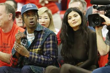 Travis Scott's Alleged Side Chick Attended His Birthday Party: Report