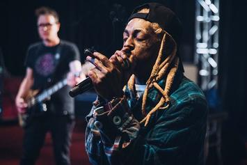"Lil Wayne & Blink-182 Share Live Mashup Of ""A Milli"" & ""What's My Age Again"""
