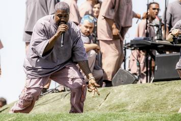 Kanye West's Coachella Sunday Service Recording Has Reportedly Surfaced