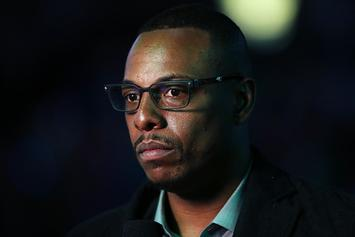 """Paul Pierce Farts On Michelle Beadle: """"We're Trapped In A Room, Y'all"""""""
