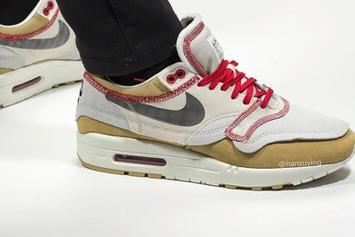 "Nike Air Max 1 ""Inside Out"" Coming In Two Colorways: Closer Look"