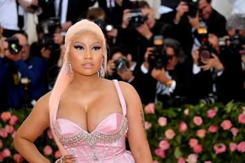Nicki Minaj Fans Think She's Pregnant After Met Gala Appearance