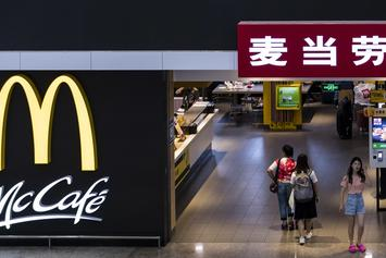 "McDonald's Is Treating Americans To ""International Menu Options"" This Summer"