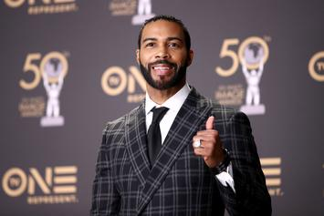 Omari Hardwick Gets Asked About His Awkward Kiss With Beyoncé
