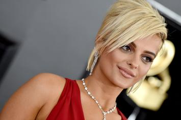 """Bebe Rexha Denies Getting Plastic Surgery, Says She's """"Scared To Go Under The Knife"""""""
