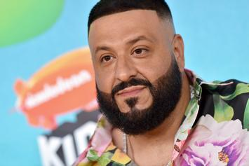 "DJ Khaled Dubs Himself A ""Photographer's Dream"" In Top Secret Photoshoot"