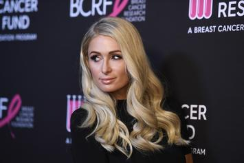 "Paris Hilton Drops Song ""Best Friend's A*s"" Seemingly Inspired By Kim Kardashian"
