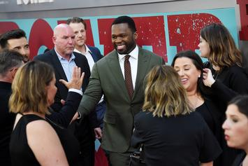 "50 Cent Continues To Troll ""Game Of Thrones"" Fans: ""F*ck You & Your Flying Dragons"""