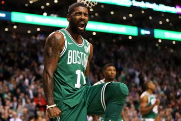 Kyrie Irving Considering Joining Lakers, With LeBron On The Roster: Report