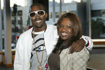 Kanye West Pays Tribute To Donda West During Mother's Day Sunday Service