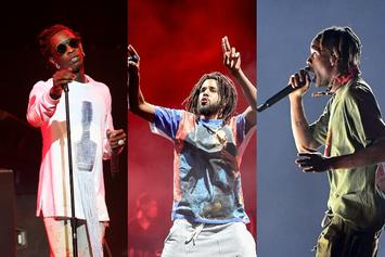 Do J. Cole, Young Thug, & Travis Scott Have A Song On The Way?