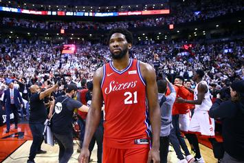 Joel Embiid Receives Heartfelt Letter From 9-Year-Old Girl After Loss