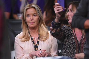 Lakers Minority Owners Are Reportedly Fed Up With Jeanie Buss