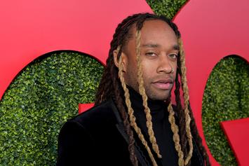 Ty Dolla $ign Flaunts His Painted Toenails