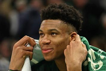 Giannis Takes Jab At Celtics Ahead Of Game 1 Against Raptors