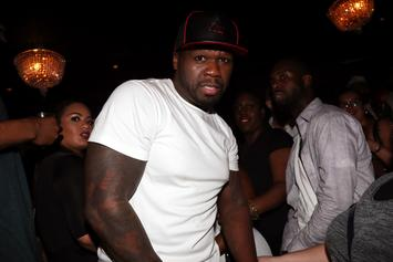 "50 Cent Beefs With BET: ""Get The F*ck Outta Here"""