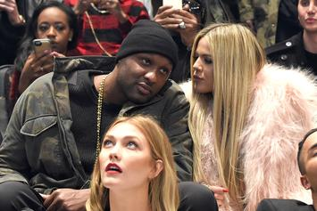 "Lamar Odom Regrets Cheating On Khloe Kardashian, Wishes He Was ""More Of A Man"""