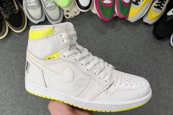 "Air Jordan 1 High OG ""First Class Flight"" Coming In July: Fresh Look"