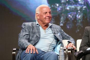 """Ric Flair Hospitalized For """"Very Serious"""" Medical Emergency: Report"""