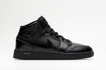 846887bcedd Air Jordan 1 Mid Appears In