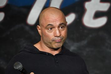 "Joe Rogan Responds To A.I. Voice Copy: ""The Future Is Gonna Be Fuc*ing Weird"""