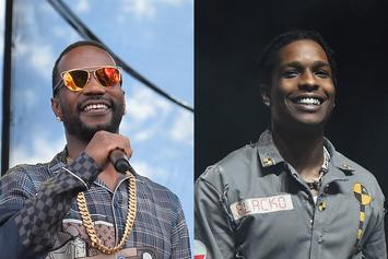 "Juicy J Teases Release Of A$AP Rocky's Album: ""Cooked Up A Masterpiece"""