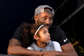 Kobe Bryant's Daughter Shows Off Her Skills In New Highlight Tape: Watch