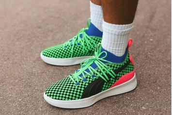 """PUMA Hoops Announces Scavenger Hunt For Exclusive """"Summertime"""" Clyde Court"""