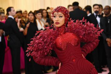 """Cardi B's Upcoming """"Femme It Forward"""" Performances Postponed To End Summer"""