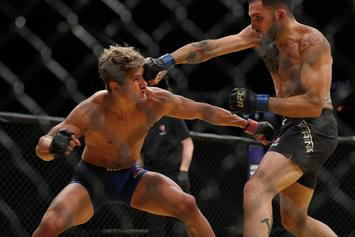 Sage Northcutt Had Cheek Shatter Into 30 Pieces After 29-Second KO