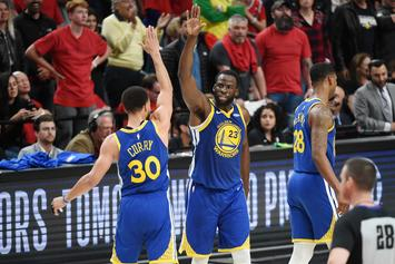 Draymond Green Wants To Pay For Blazers Reporter's NBA Finals Trip