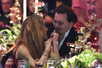 Johnny Depp Claims Amber Heard Painted Her Bruises To Fake Domestic Abuse