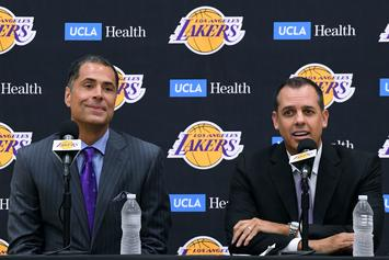 Rob Pelinka Thinks The Lakers Can Win A Title As Soon As Next Year