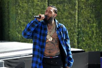 Nipsey Hussle's Alleged Killer Eric Holder Indicted For Murder By Grand Jury: Report