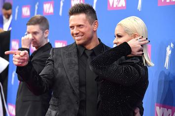 "WWE's The Miz Sends Message To Ric Flair: ""You're The GOAT, Keep Fighting"""