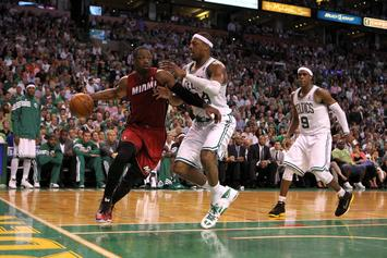 Dwyane Wade Comments On Paul Pierce Saying He's A Better Player