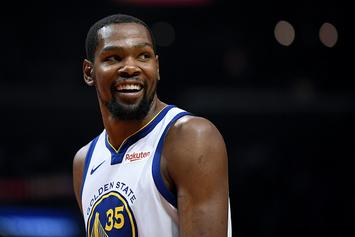 "Kevin Durant Calls BS On Chris Broussard: ""You Don't Have My Number Man"""