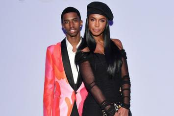 """Christian """"King"""" Combs Mourns Kim Porter With Beautiful Picture"""