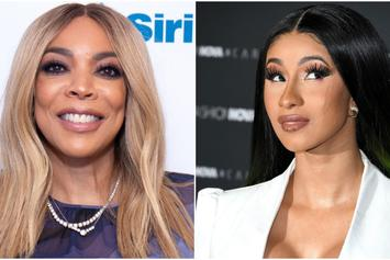 "Wendy Williams Gives Cardi B ""Points"" For Being Honest About Liposuction & Plastic Surgery"