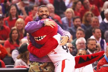 Drake Likens Toronto Raptors To A College Sports Team In Epic Speech